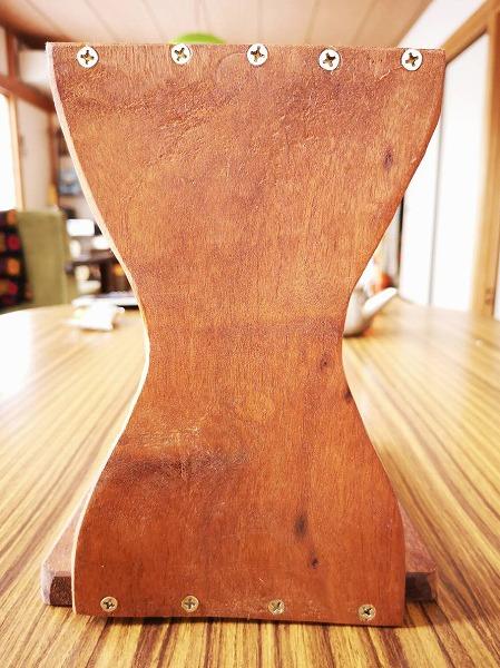 コーヒースタンド側板
